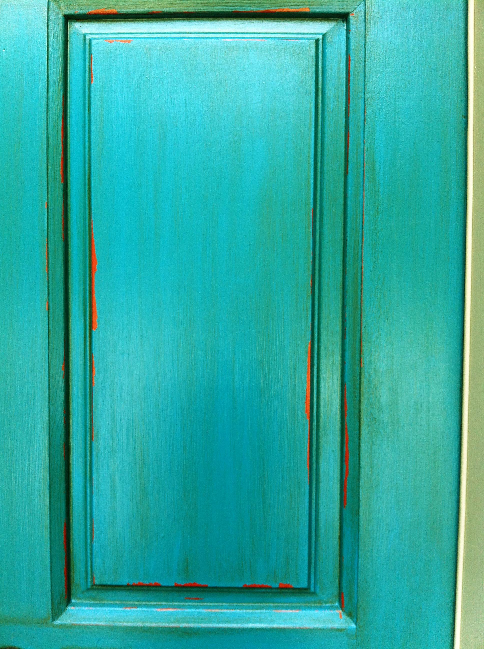 Turquoise Door Walkthecreativepath