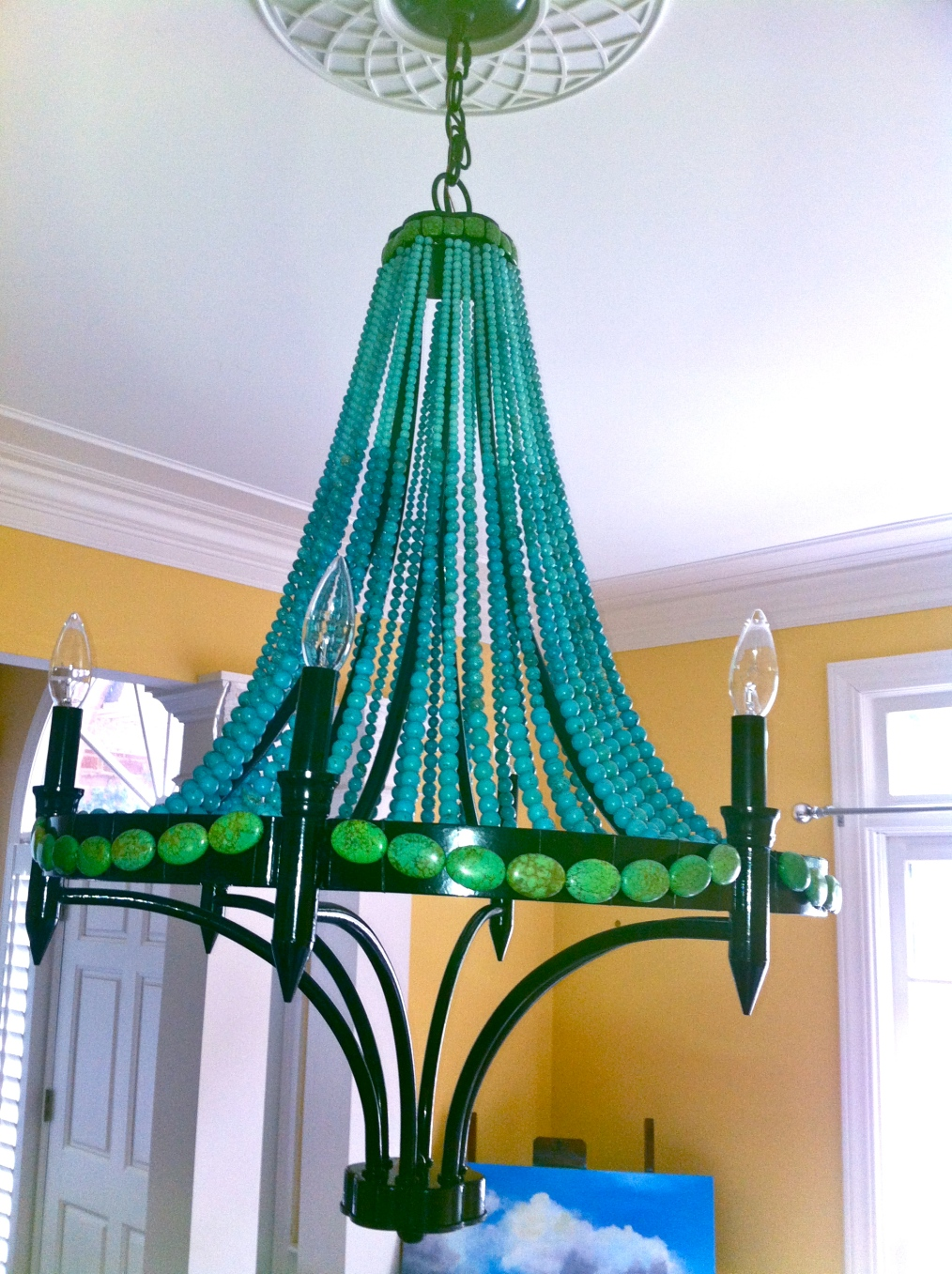 Chandelier For My Dining Room