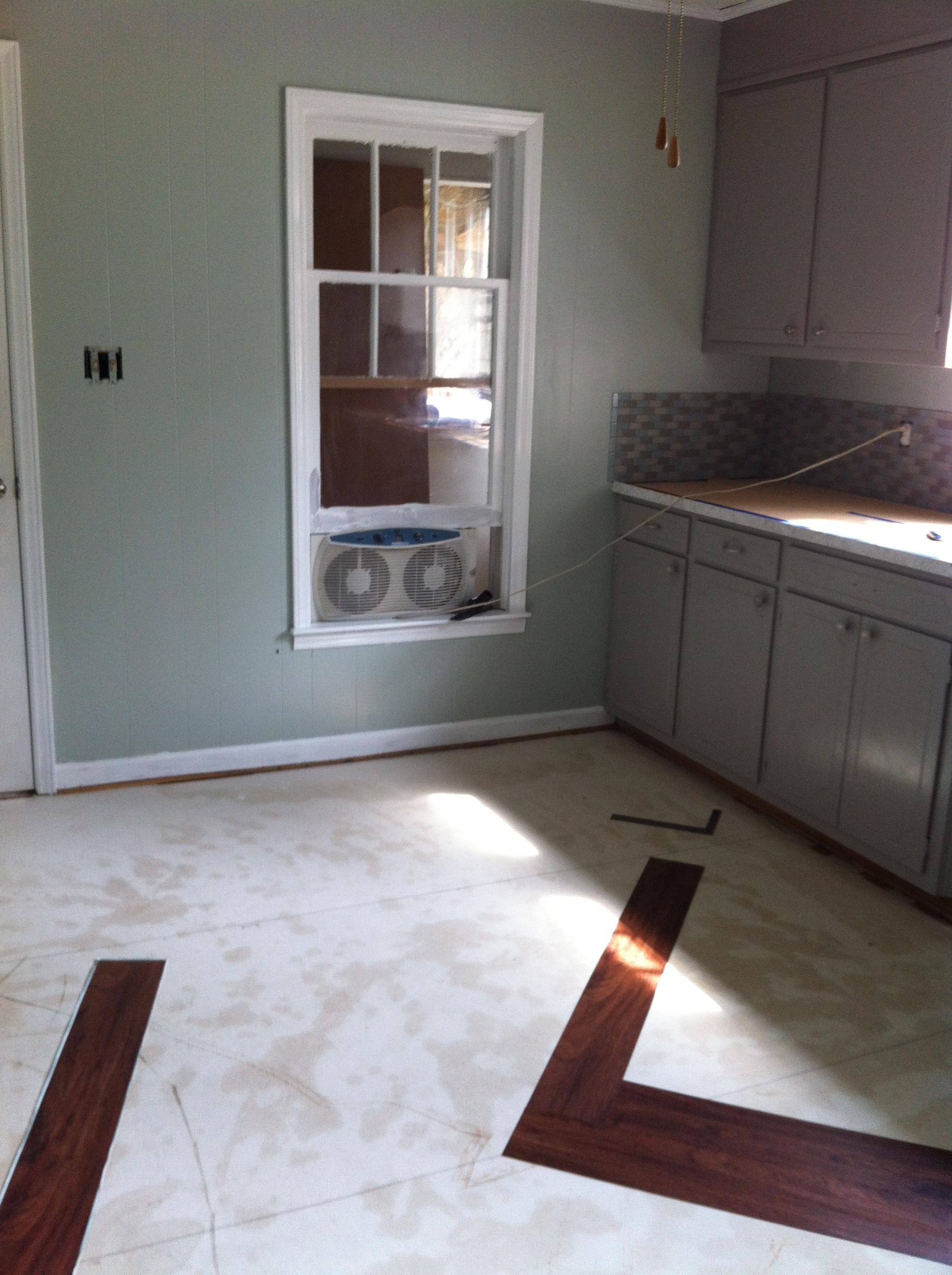 floor lowes shaw laundry pin vinyl floors teak room update board planks resort