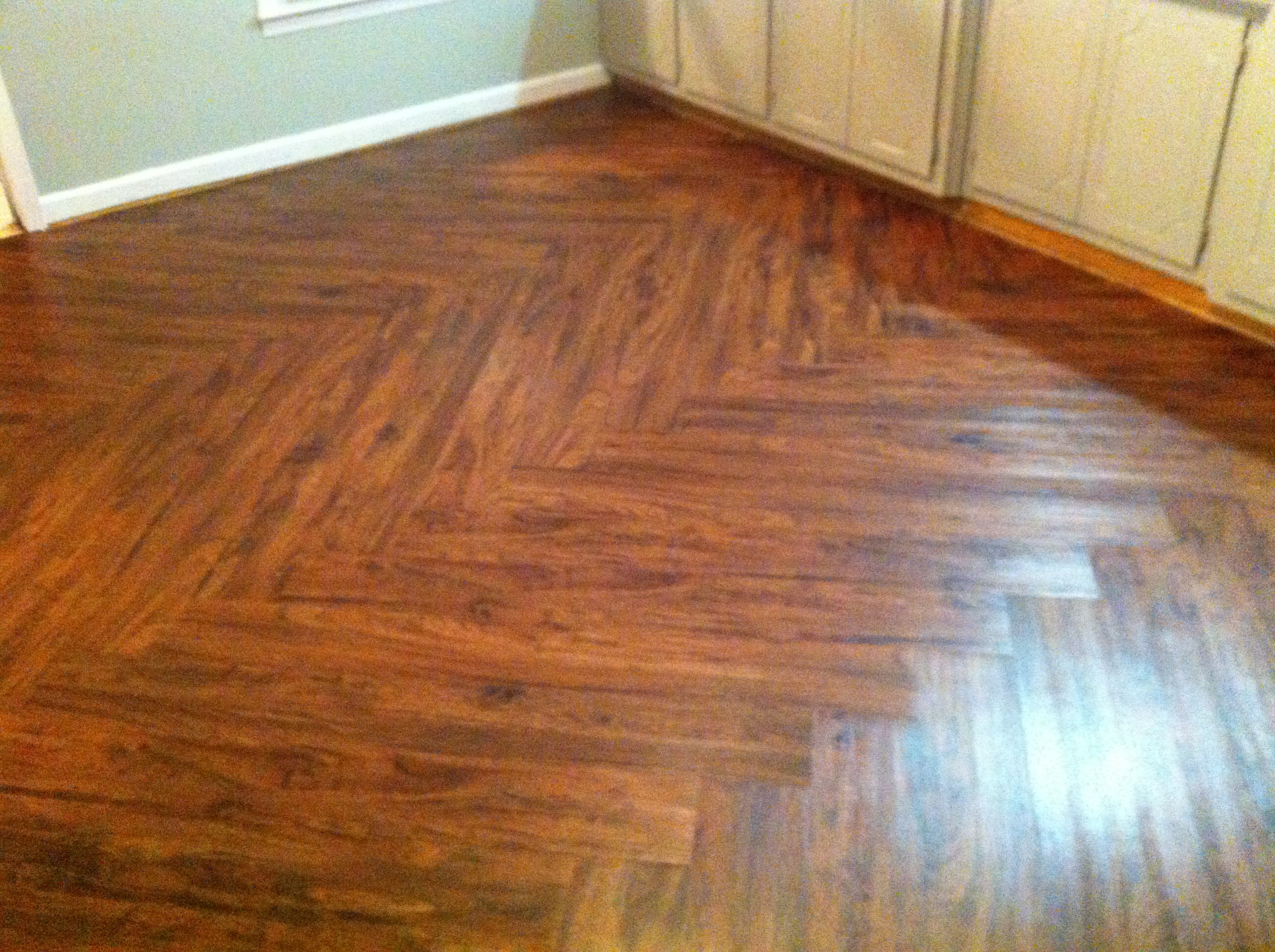 Cherry Luxury Vinyl Plank at Lowes.com | walkthecreativepath