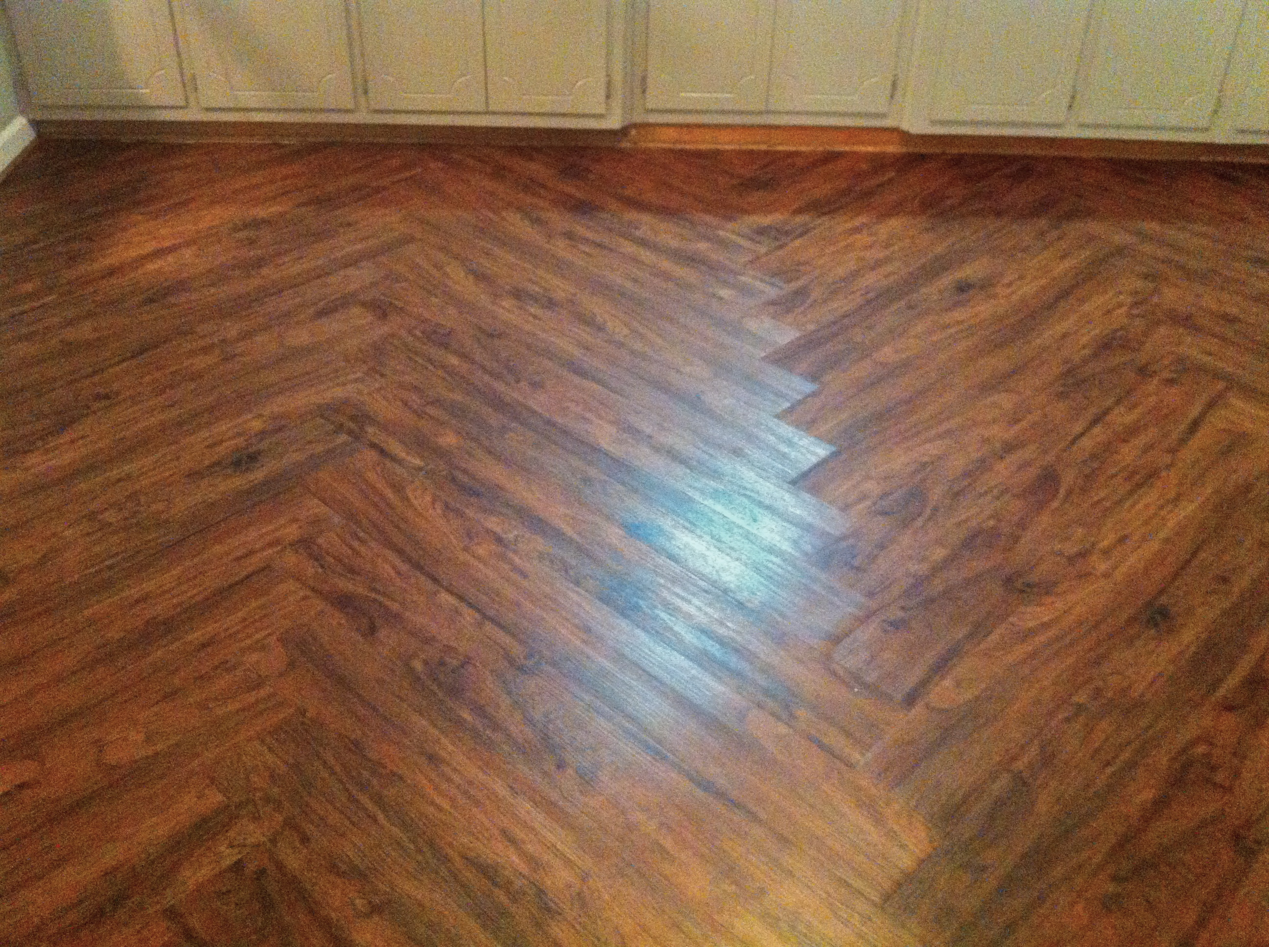 Pvc Flooring Planks : Cherry luxury vinyl plank at lowes walkthecreativepath
