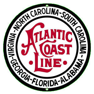 Atlantic Coast Line Sign