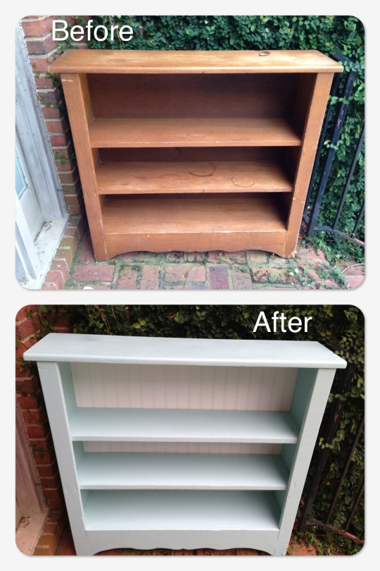 Bookcase Re-do